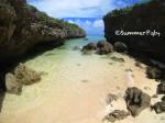 池間島秘密のビーチ