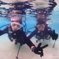 宮古島で体験ダイビング あっという間のダイビングでしたね