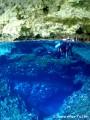 ミニグロット 綺麗過ぎる池