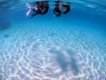 透明度が良過ぎるシギラビーチ