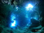 伊良部島エリア「青の洞窟」